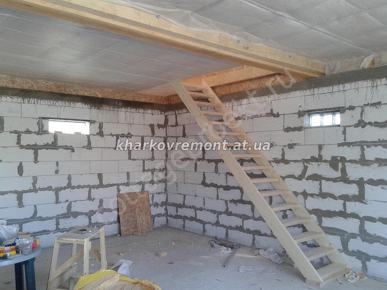 Строительство из газоблока Харьков