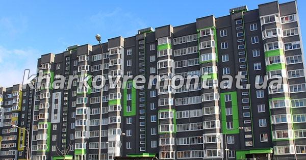 Ремонт квартиры в панельном доме Харьков Фото.